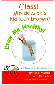 diabetes health book for kids